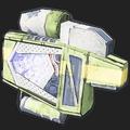 Matériau bouclier Hyperion 3
