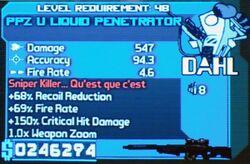 Bl liquid penetrator