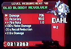 DL10 Bloody Revolver
