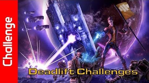 Deadlift Challenges