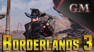 """Borderlands 3, красные сундуки в локациях """"Сушь"""" и """"Утес Вознесения"""" на Пандоре-1"""