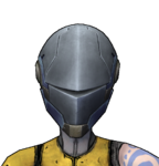 Голова - Металлический страх