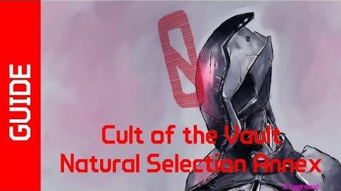 BL2 Natural Selection Annex Cult of the Vault Guide