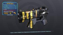 Hard 88 Fragnum 57 Orange Explosive