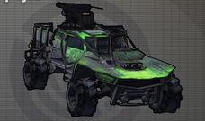 Caustic Racer
