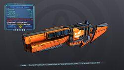 Desperate Jack-o'-Cannon 70 Blue Explosive
