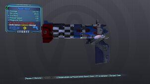 Pocket Rocket lvl50