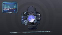 PreSequel Doughboy Booster Shield lv28blue