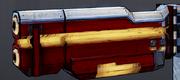Shotgun tediore barrel