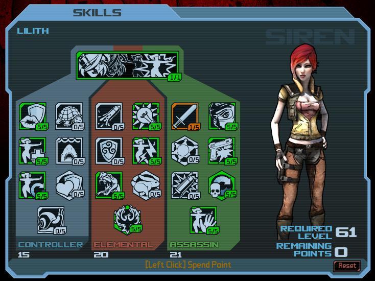 Image - Elemental Assassin jpg | Borderlands Wiki | FANDOM