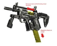 Borderlands2 weapon dahl smg animations by kevin duc