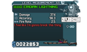 11110 Eridian Lightning