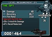 24 the spy*