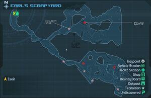 Map EarlScrapyard