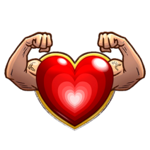 T FX Heart Event Swole