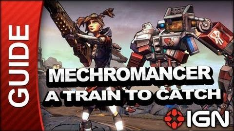A Train to Catch - Mechromancer Walkthrough Part 2