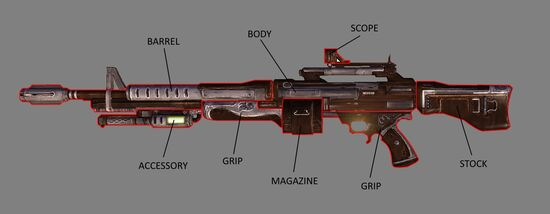 combat rifle body borderlands cheats