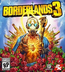 Borderlands3 CoverArt