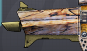 Pistol hyperion barrel