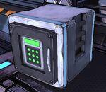 Strong box BLTPS