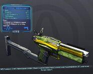 BorderlandsPre центральный стрелковый агрегат (13) синий основной