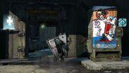 Borderlands-Gearbox-1080p-Wallpaper-24.2-New-haven-Clap-Trap-+-Dr.-Zed-Machine-©electricblueskies.com