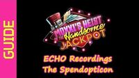 ECHO Recordings (The Spendopticon)