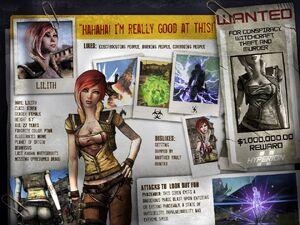 Lilith profile