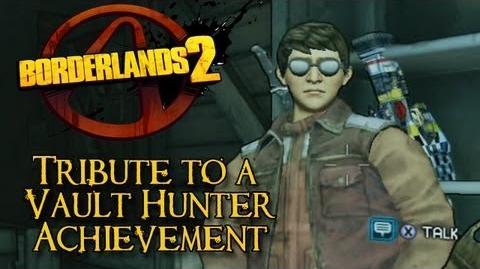 Borderlands 2 - Achievement Trophy Guide - Tribute to a Vault Hunter