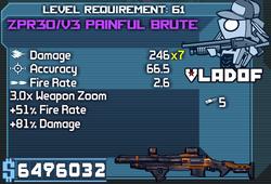 ZPR30-V3 Painful Brute OBY