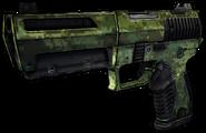 Gun rarity green