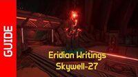 Skywell 27 Eridian Writings