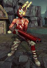 Triggerman Demon 1