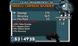HRD5.G Crimson Invader00000
