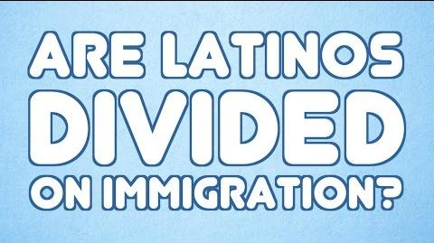 Are Latinos Divided on Immigration? - P.O