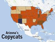 Arizona's copycats
