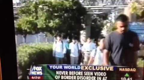 Michelle Dallacroce on Fox News 5-24-06 Mexican Children crossing b