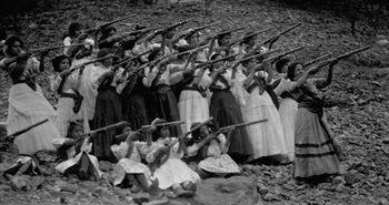 Women mexican revolution