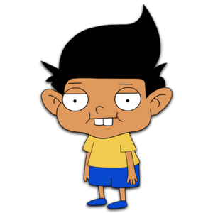 Bordertown HD CLEAR Character ART Pepito Gonzalez