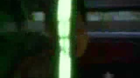 Borg Polaron Beam