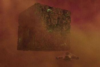 Endgame cube