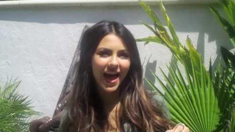 Victoria Justice What a BFF Knows About Avan Jogia!