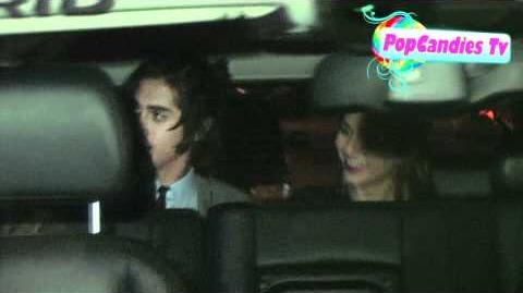 Exclusive! Victoria Justice & Avan Jogiaa Are Excited About Holloween @ PaliHouse in West Hollywood!