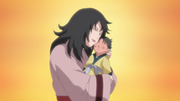 Kurenai and child