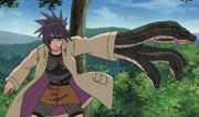 Hidden Shadow Snake Hands