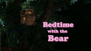 Bedtime with the Bear Opening