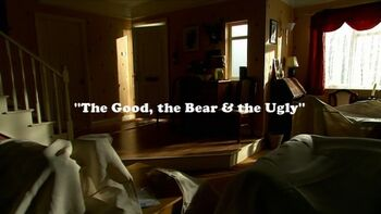The good the bear and the ugly