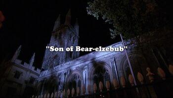 Son of bear-elzebub
