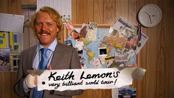 Keith lemon titles