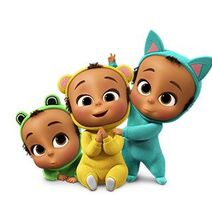 The Boss Baby-Back in Business - Triplets